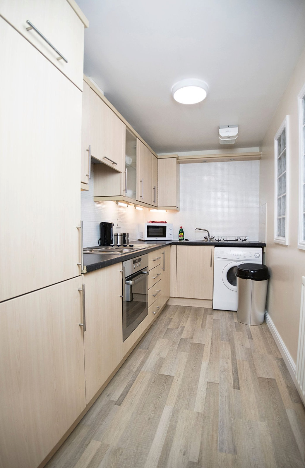 One Bedroom Apartment Kitchen